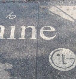 Street Wash Advertising