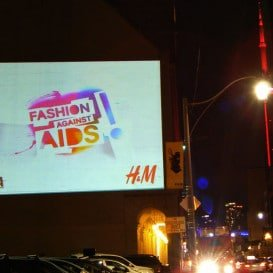 H&M - Fashion Against AIDS