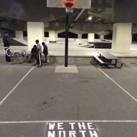 We The North Stencils
