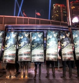 Backpack Billboards - Ghost Protocol - Toronto