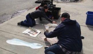 Inspiring Chalk Art from Around the World