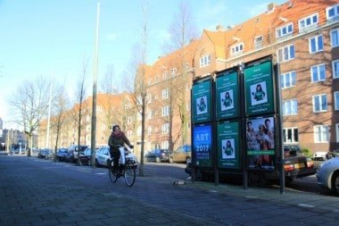 Street Marketing Amsterdam