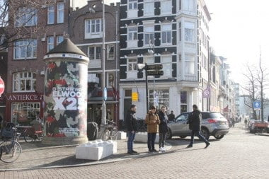 Street Marketing Campaign Amsterdam