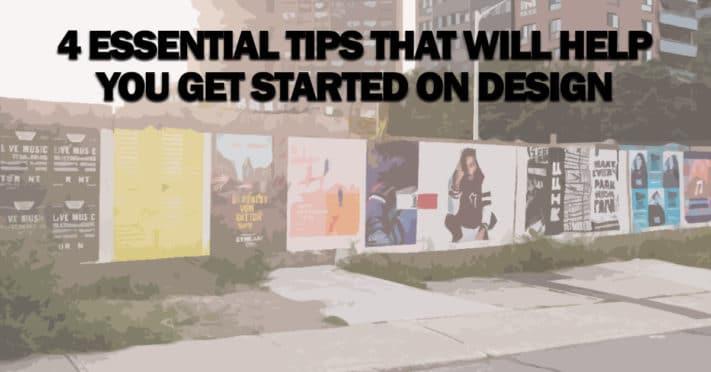 4 essential design tips