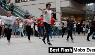 Best Flash Mobs Ever