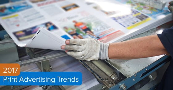 2017 Print Advertising Trends