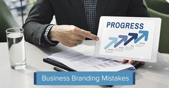 Business Branding Mistakes