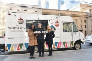 Nordstrom Hot Cocoa Truck
