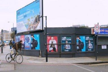 Street Advertising Services London