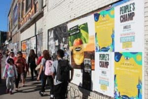 Wild Poster of Bud Light Digital Dreams & Arkells