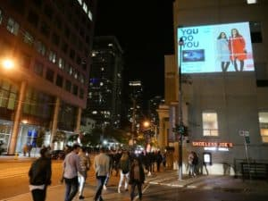 AMEX Projection Campaign