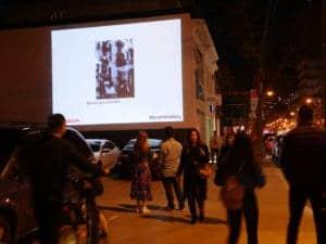 ScotiaGallery Guerrilla Marketing Campaign