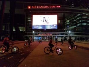 Tourism Montreal Bikes
