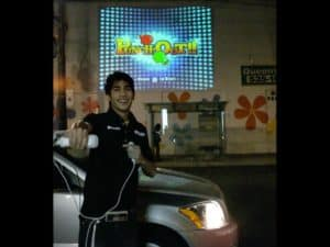 Wii Projection