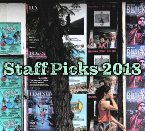 Staff Picks 2018