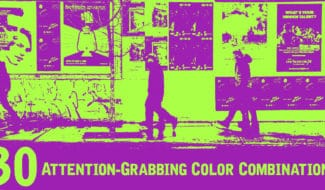 30 attention grabbing color combinations