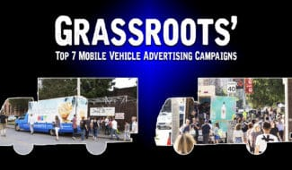 Grassroots Top 7 Mobile Vehicle Advertising Campaigns