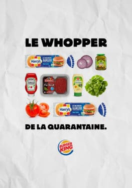 Burger King Advertisement