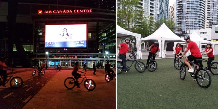tourisme montreal street team marketing campaign