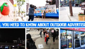 all you need to know about outdoor advertising