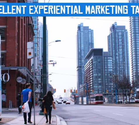 8 excellent experiential marketing tactics